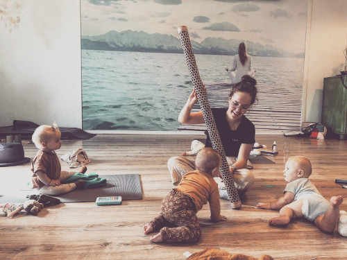 Baby massage | MGTickets