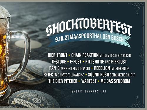 BoostBussen.nl naar Shocktoberfest 2021