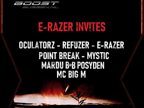 E-Razer Invites x BoostBussen.nl   MGTickets