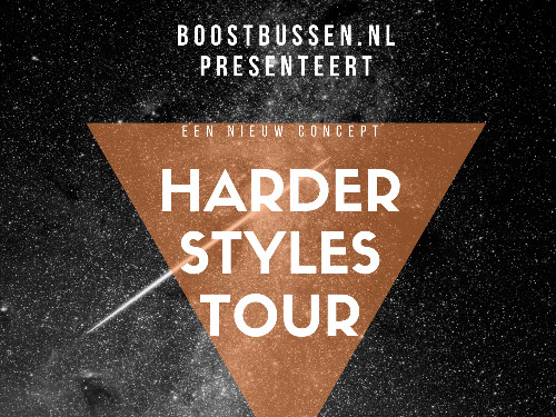 Harder Styles tour door Friesland!