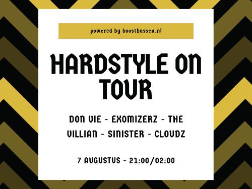 Hardstyle on Tour