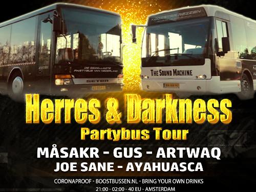 Herres & Darkness On Tour / Amsterdam!  | MGTickets