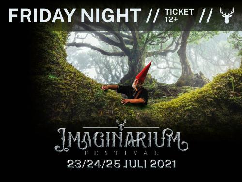 Imaginarium Festival 2021 Vrijdag | MGTickets