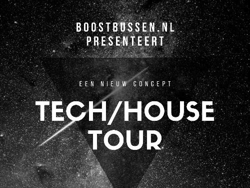 Techno/House Tour door Friesland!
