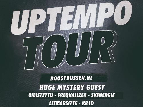 UPTEMPO TOUR 4.0 x BoostBussen.nl