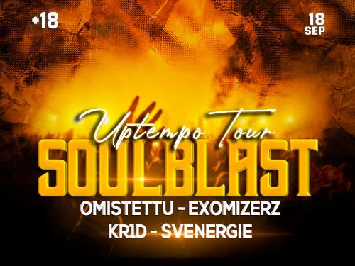 UPTEMPO TOUR 6.0 X Soulblast