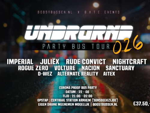 Undrgrnd Partybus Tour 026 | MGTickets