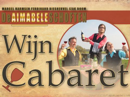 Wijncabaret De Aimabele Schoften | MGTickets