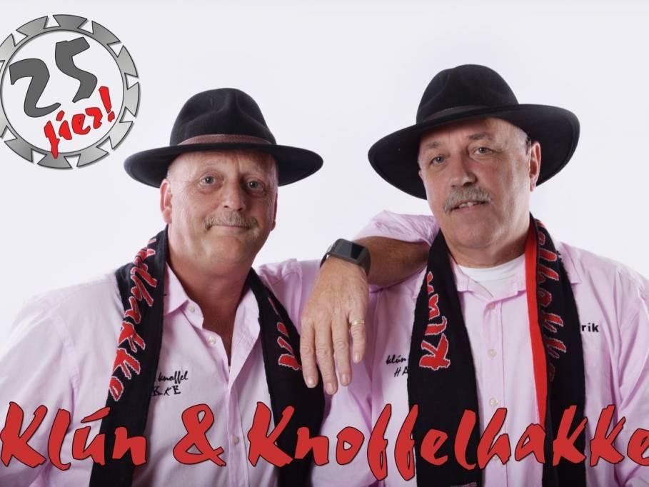 25 jaar Klún & Knoffelhakke