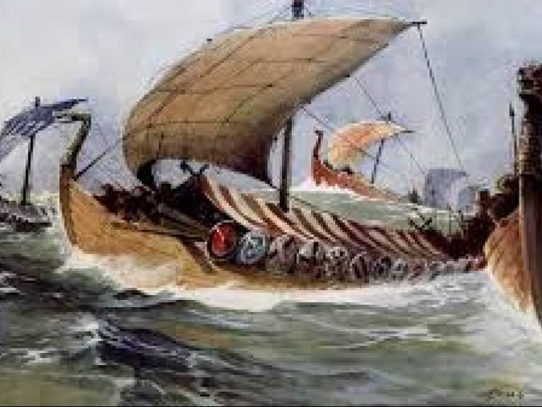 Collegereeks - Vikingen in Frisia 2