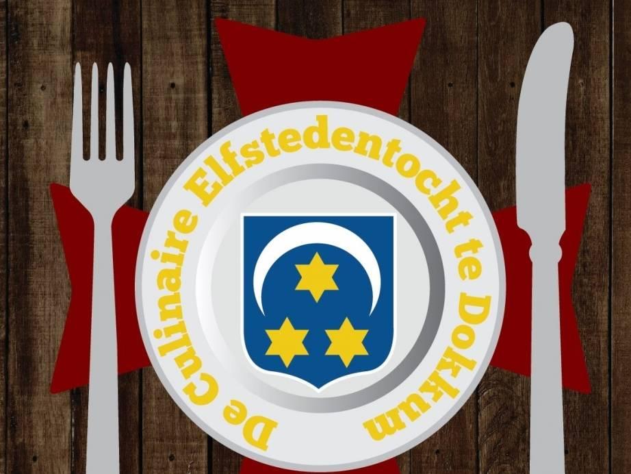 Culinaire 11-steden tocht Dokkum