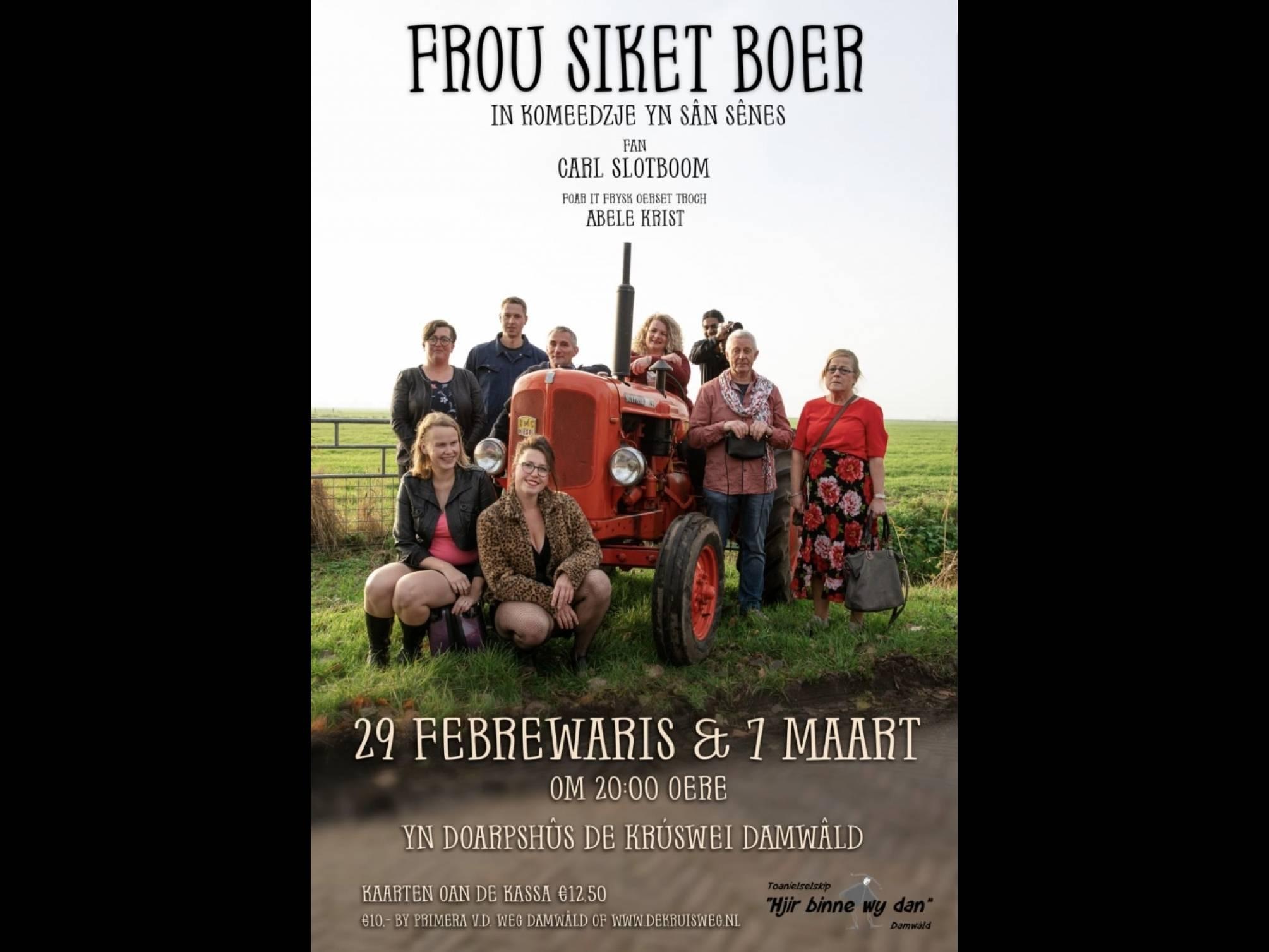 Frou Siket Boer