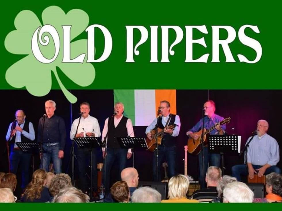 Ierse muziek met Old Pipers