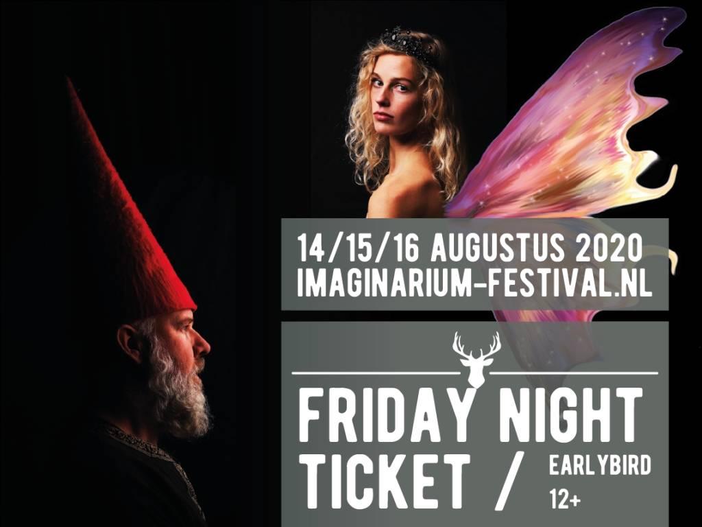 Imaginarium Festival 2020 Vrijdag (Early Bird) | MGTickets