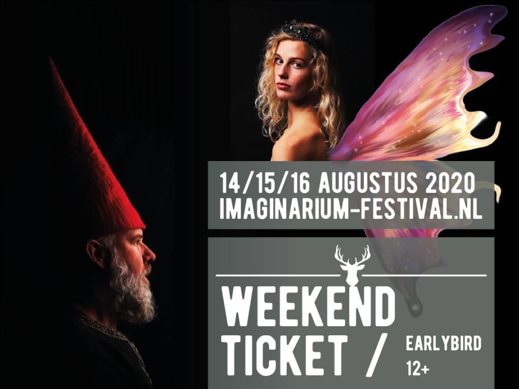 Imaginarium Festival 2020 Weekend (Early Bird)