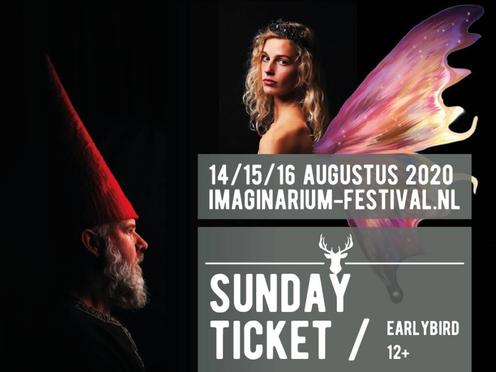 Imaginarium Festival 2020 zondag (Early Bird) | MGTickets