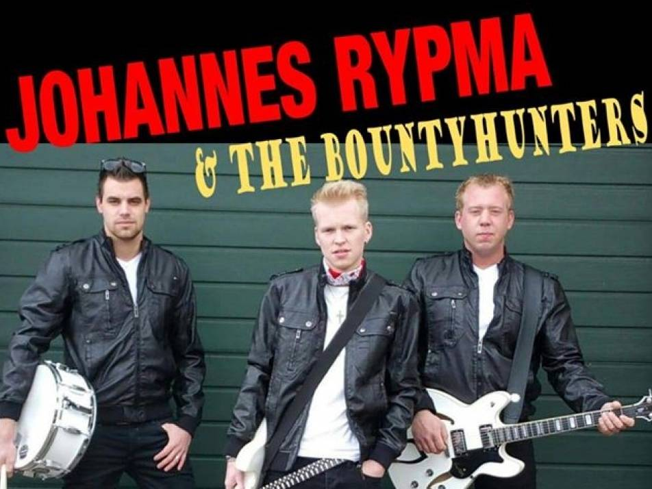 Johannes Rypma & The Bountyhunters