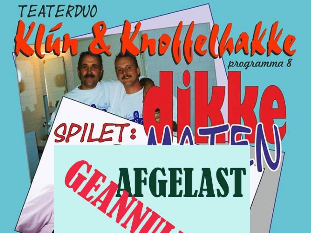 Klún en Knoffelhakke