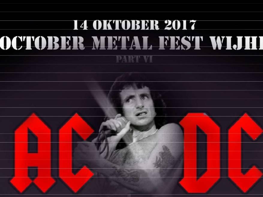 October Metal Fest Wijhe Part VI