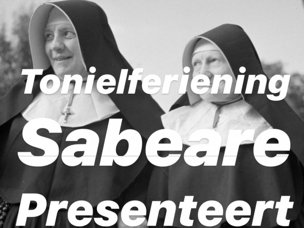 Sabeare Magyske NonSens Vrijdag 27 maart