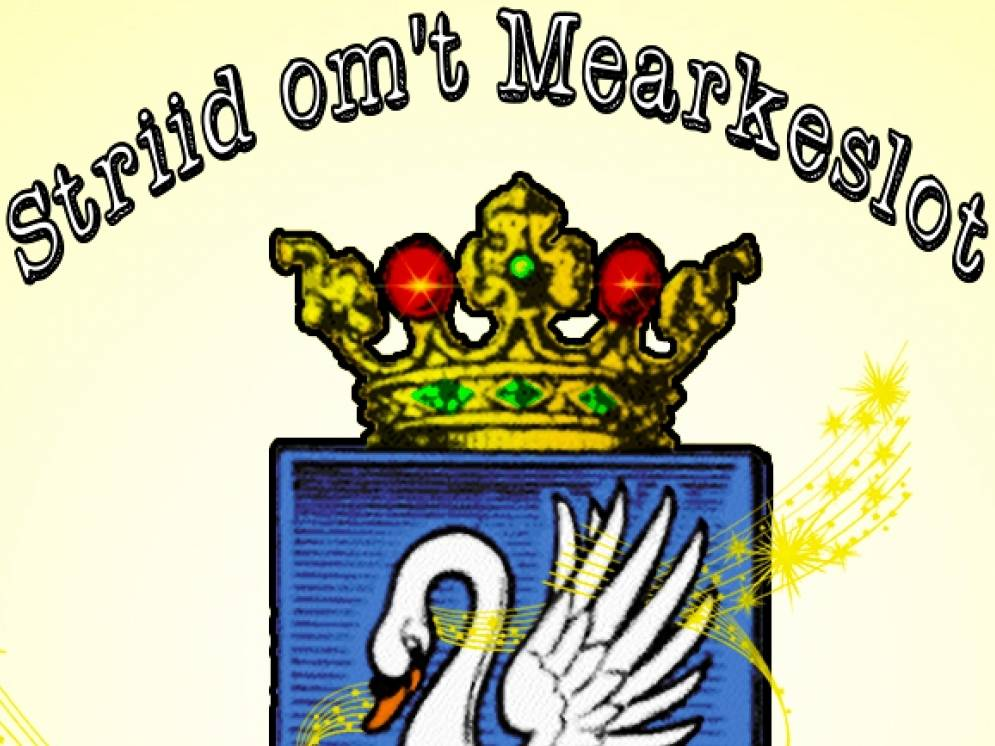 Striid Om't Mearkeslot Bern 25 juni | MGTickets