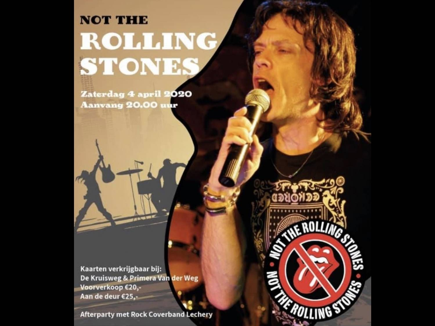 The Rolling Stones Tribute  | MGTickets