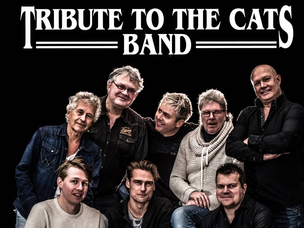 Tribute To The Cats - Staanplaats