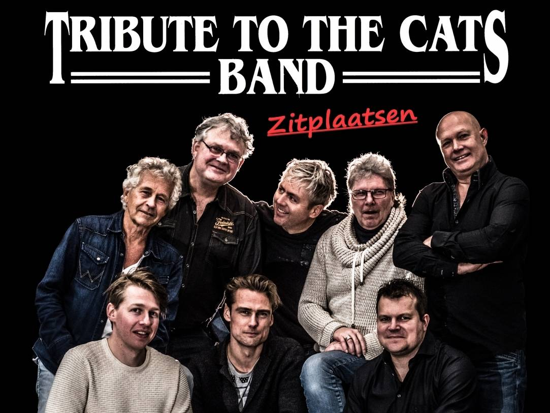 Tribute To The Cats - Zitplaats