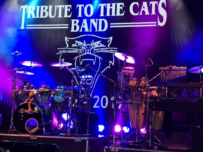 Tribute to the Cats band Assendelft
